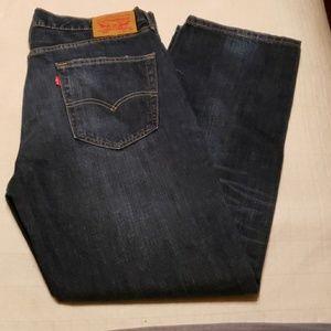 Men's Levi's 514 EUC. Size 36 x 29